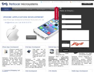 peritocer.com screenshot