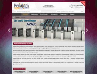 perkon.net screenshot