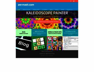 permadi.com screenshot