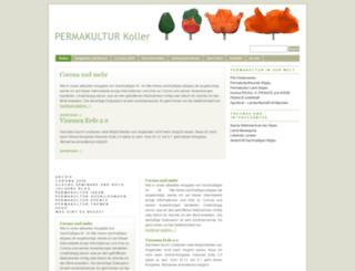 permakultur-koller.de screenshot