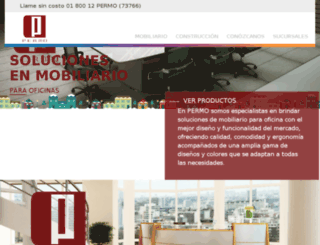 permo.com.mx screenshot
