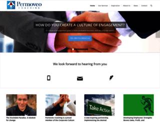 permoveocoaching.com screenshot