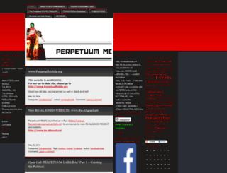 perpetualmobile.wordpress.com screenshot