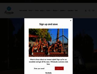 perruzo.com screenshot