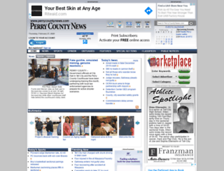 perrycountynews.com screenshot