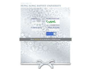 pers-newkit.hkbu.edu.hk screenshot