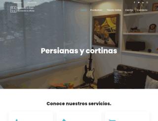 persianasrave.com screenshot