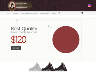 persianshoes.com screenshot