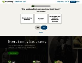 person.ancestry.com screenshot