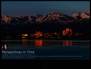 perspectivesintime.com screenshot