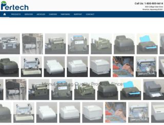 pertechindustries.com screenshot