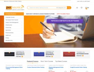 pertecnica.com screenshot