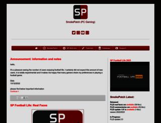 pes-smoke-patch.blogspot.com screenshot
