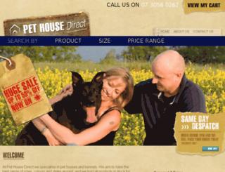 pet-house.com.au screenshot