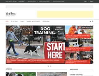 pet-shops.co.za screenshot