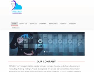 petabay.com screenshot