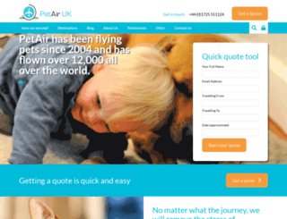 petairuk.com screenshot