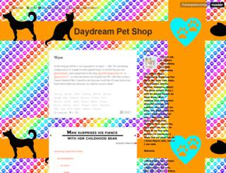 petalia-shop.tumblr.com screenshot