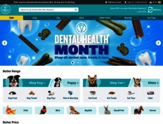 petcircle.com.au screenshot