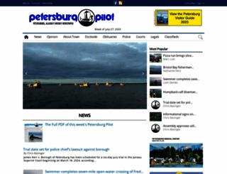 petersburgpilot.com screenshot