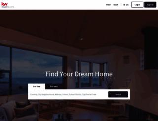 peterwardhana.yourkwagent.com screenshot