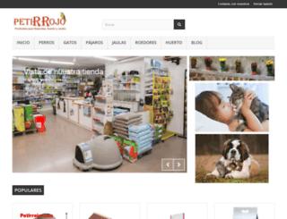 petirrojo.com screenshot