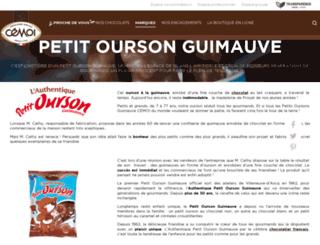 petitourson.fr screenshot