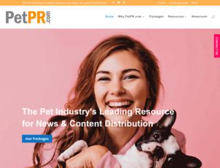 petpr.com screenshot