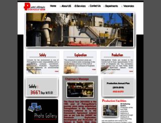 petrogulfmisr.com screenshot