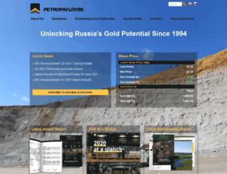 petropavlovsk.net screenshot