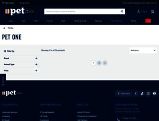 petstock.resultsdemo.com screenshot