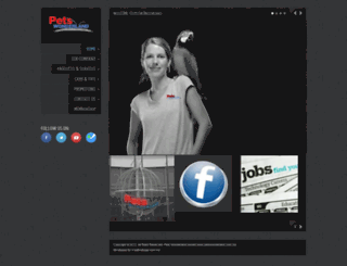 petswonderland.com.my screenshot