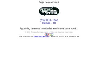 pettineepettine.com.br screenshot
