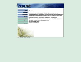 peyknet.com screenshot