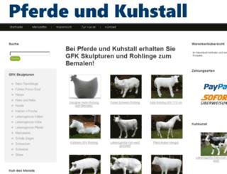 pferdeundkuhstall.de screenshot