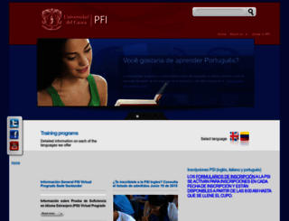 pfi.unicauca.edu.co screenshot