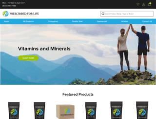 pforlife.com screenshot