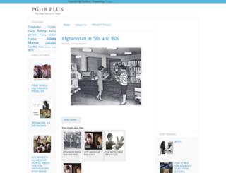 pg18plus.blogspot.com screenshot