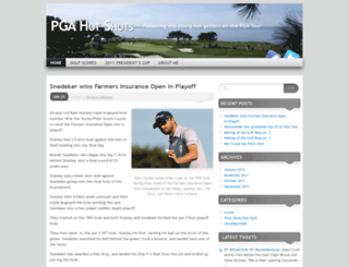 pgahotshots.wordpress.com screenshot