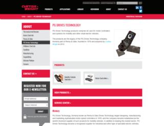 pgdt.com screenshot