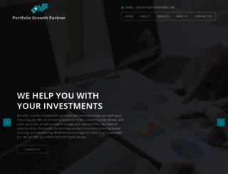 pgpartner.com screenshot