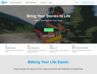 ph.real.com screenshot