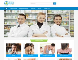 pharmacyonline365.com screenshot