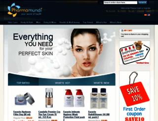 pharmamundi.com screenshot