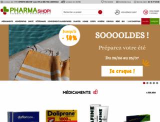 pharmashopi.com screenshot