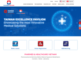 pharmed.vn screenshot