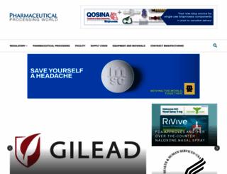 pharmpro.com screenshot