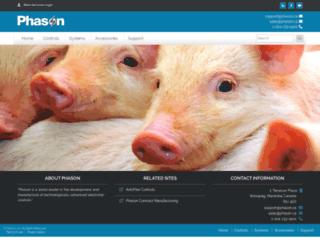 phason.ca screenshot