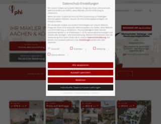 phi24.de screenshot