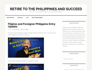 philfaqs.com screenshot